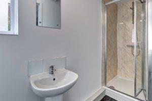 The pavilion bathroom 3