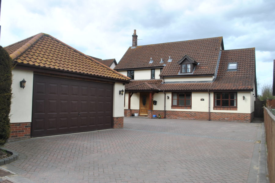 The Street, Bridgham, Norwich, NR16 2AB