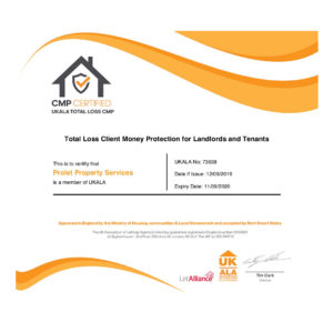 Prolet CMP Certified