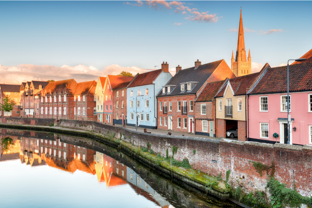 Norwich as a place to live