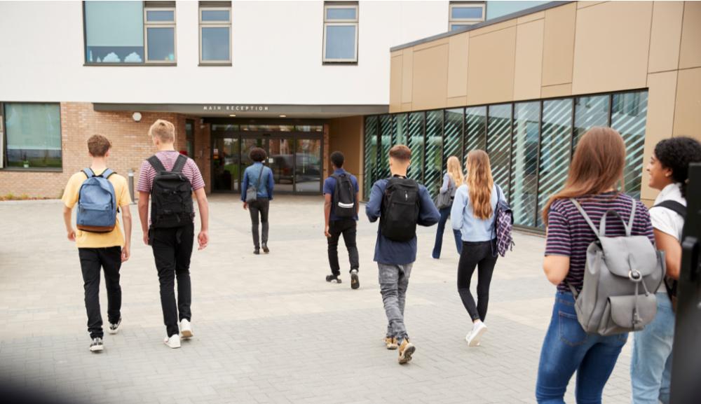 Halls on Campus